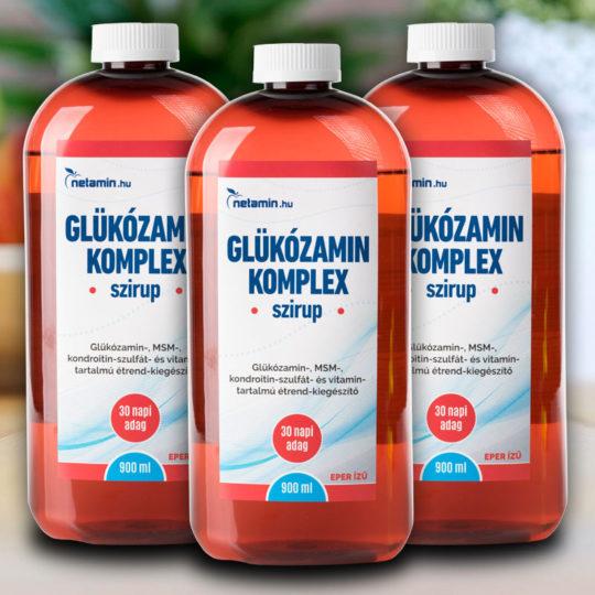 glükozamin kondroitin cukorbetegség)