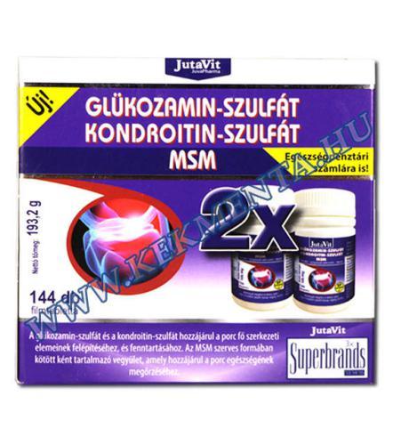 glükózamin és kondroitin krémek