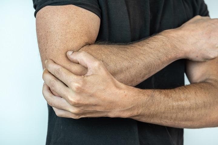 váll- és könyökbetegség fájdalom a karok és a lábak nyaki ízületeiben