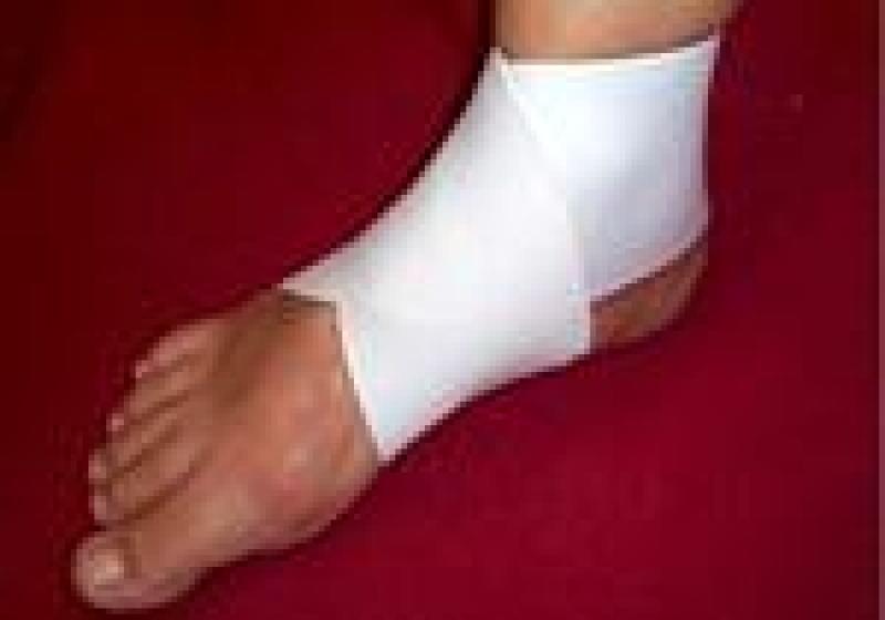Hogyan fejlesszünk ki egy lábat a boka törése után?