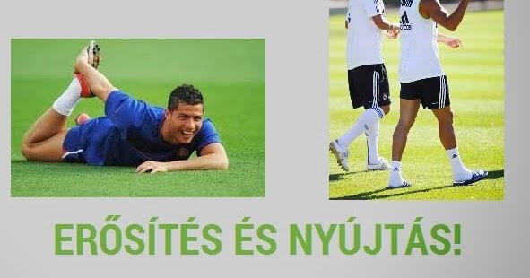futballista csípő sérülés