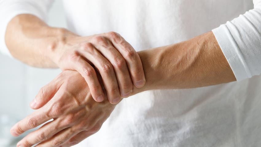 fájdalom a kézben, ízületi gyulladás