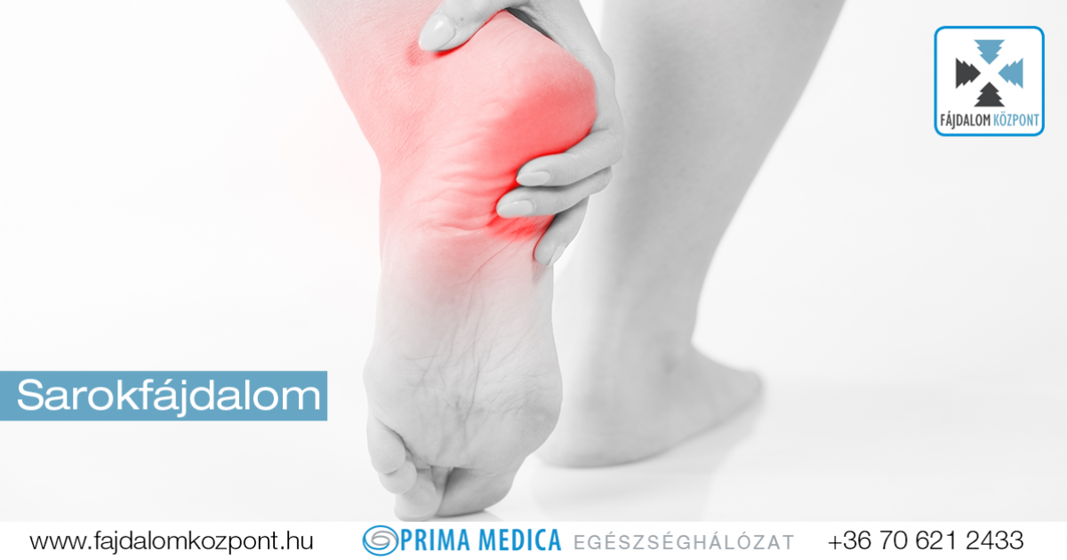 fájdalom és zsibbadás a bokaízületben