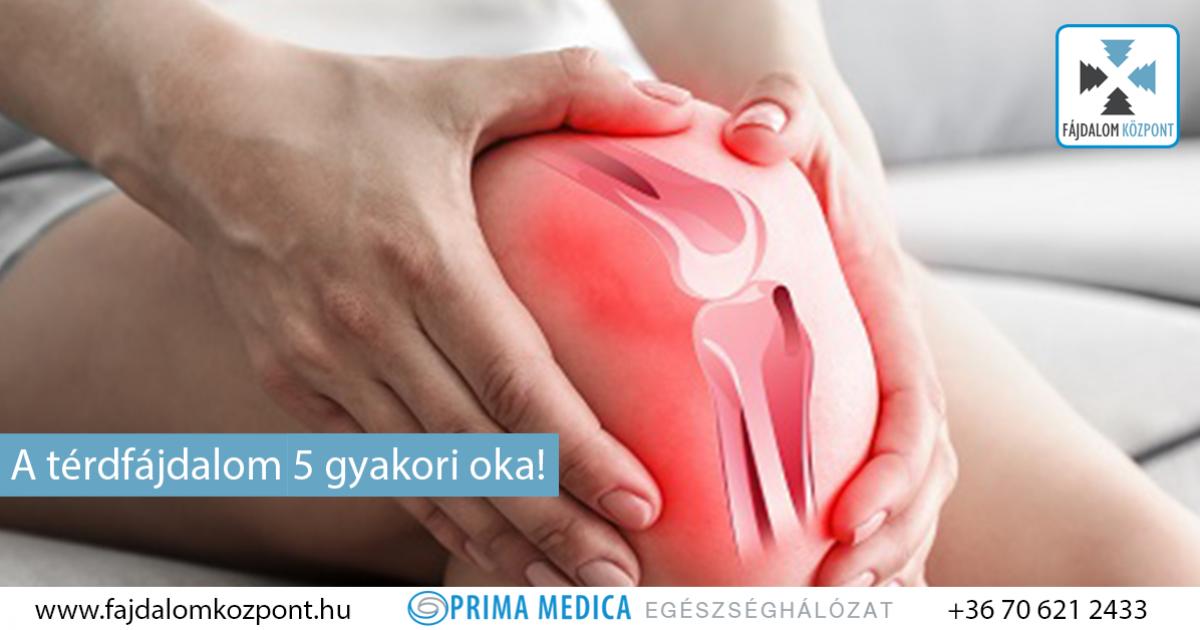 gyógyszerek a térdízület fájdalmához a térdízület húzott szalagjai hogyan kezelhetők