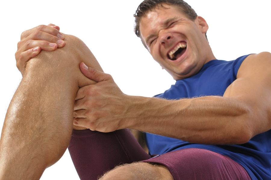 nem fáj, de az ízületek fájnak bokája fáj a kocogás után