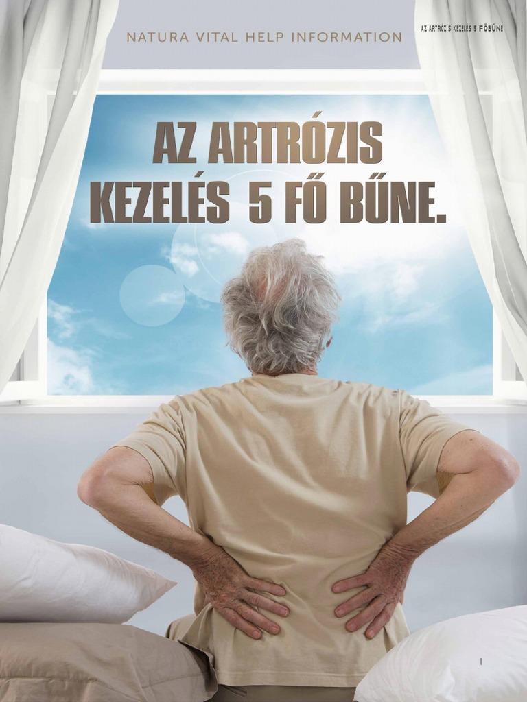 tűk artrózis kezelésében