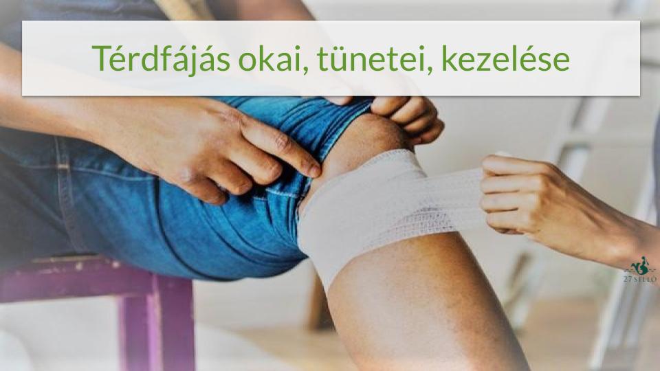izom- és csontízületek fájnak térdízület kezelése chondroma